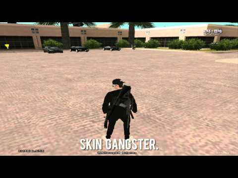 MY MODS #2 [Timecyc, Effects, Roads, Weapons, Ped ifp, Hud txd, Font