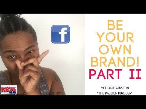 MCA Training 2018 | MCA Rep Shares Tips For Facebook Branding