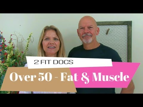 Losing Fat & Gaining Muscle Over 50 - Keto Diet
