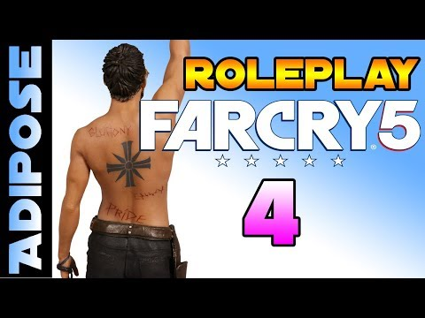 Let's Roleplay Far Cry 5! #4 Unbearable