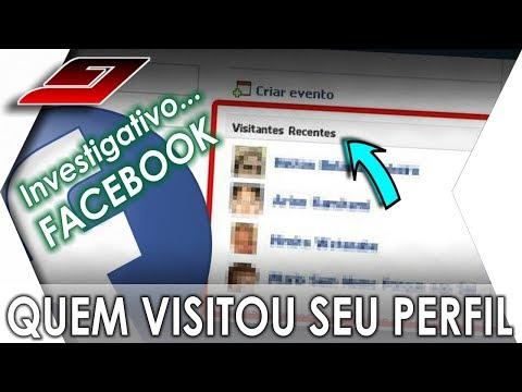 Como saber quem visitou meu perfil no Facebook - É POSSÍVEL? | Guajenet
