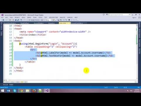 Custom Authentication and Authorization with Session in ASP.NET MVC