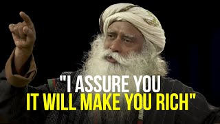 Download ″Getting Rich Is Easy″ | START DOING THIS TODAY! Sadhguru Video