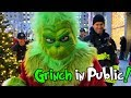 Download  THE GRINCH IN PUBLIC!!! MP3,3GP,MP4