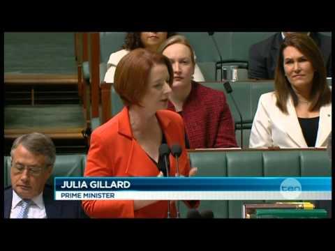 Australian Federal Government Passes Asylum Seeker Bill Through Lower House of Representatives