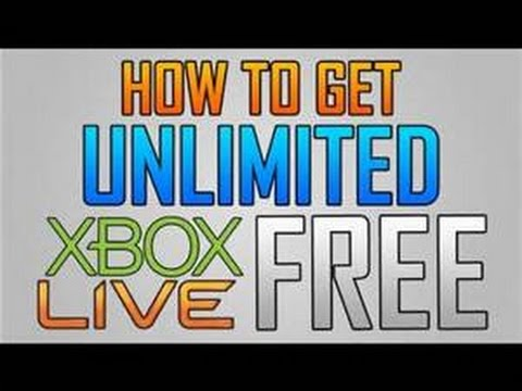 How to get Unlimited free Xbox live gold (FOR LIFE) works(JUNE) 2016 ((NO CREDIT CARD NEEDED))