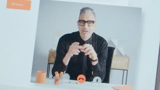 Jeff Goldblum Scat Sings While You Do Your Taxes