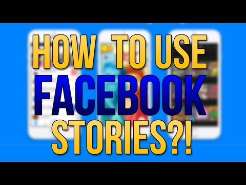 How to Use Facebook Stories! (Facebook Messenger Day Feature)