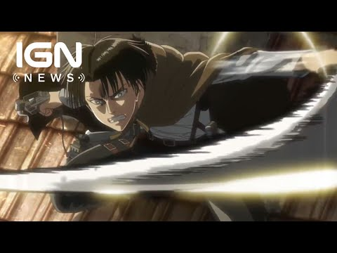 Attack on Titan Season 3 Premiere Airing in Theaters in North America - IGN News