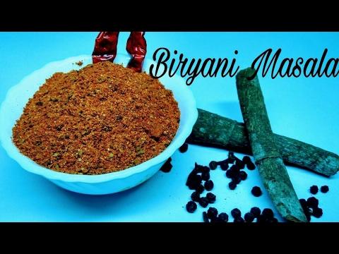 Briyani Masala || recipe in Hindi/Urdu || Ashma's Kitchen