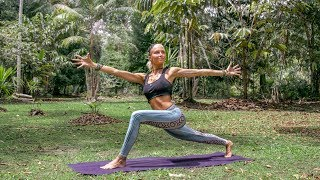 Download Yoga For Digestion ♥ Effective Workout For Belly Fat | Amazon Jungle