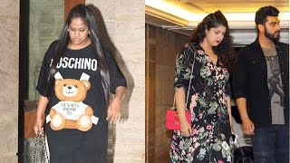 Arjun Kapoor leaves Priyanka Chopra