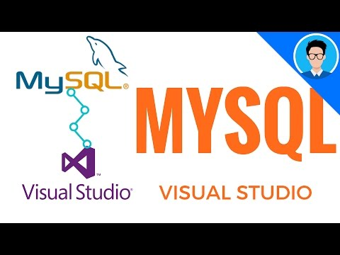 How To Add MySQL Connection In Visual Studio 2015