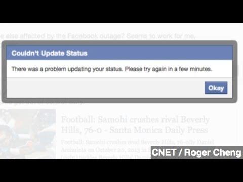 Facebook Goes Down: Glitch or Routine Maintenance?