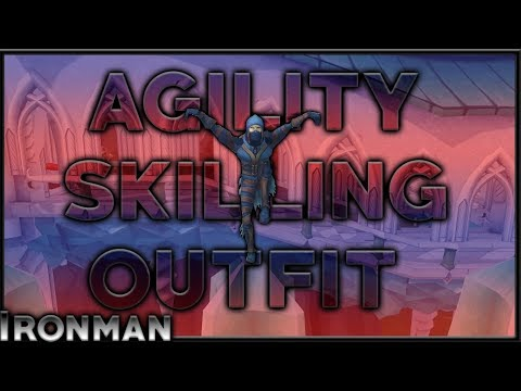 Agility Skilling Outfit for Ironmen (Nimble Outfit) - RS3 2017