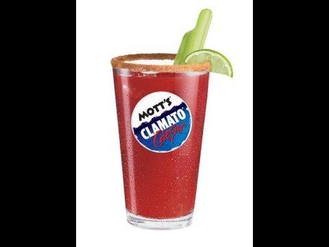 Mott's Clamato Caesar song