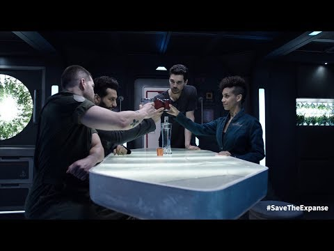 The Expanse Series Fan Trailer - #SaveTheExpanse
