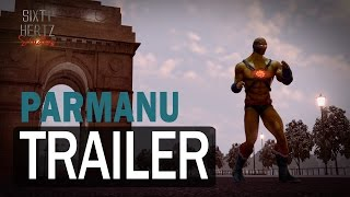 PARMANU and the Guardians of Delhi | FULL TRAILER | 2017