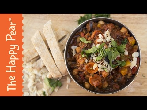 How to make Tagine! Happy Pear Moroccan Inspired Vegetarian Recipe