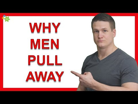 Why Men Pull Away in Early Stages