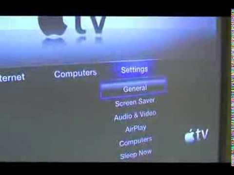 How to Set up Apple TV with a Projector