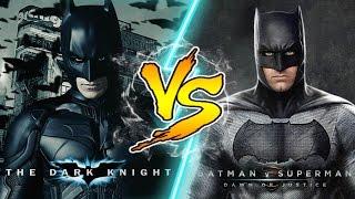 Batman vs Batman! WHO WOULD WIN IN A FIGHT?