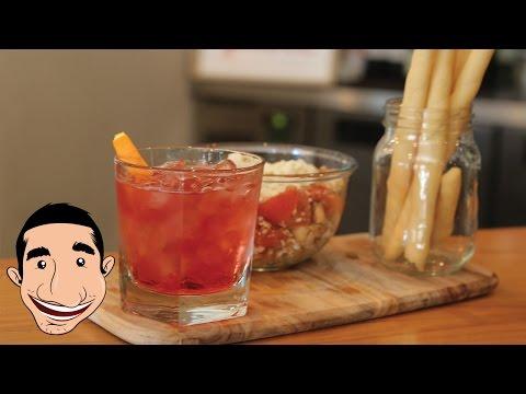 Campari e Prosecco   Campari Cocktail   feat Aperitivo Restaurant