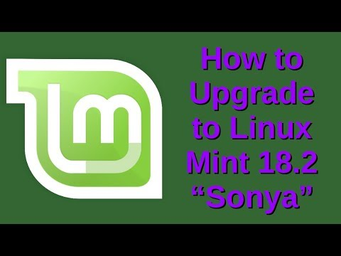 How to Upgrade to Linux Mint 18.2
