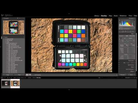 Personalize Your Color Profile in Lightroom
