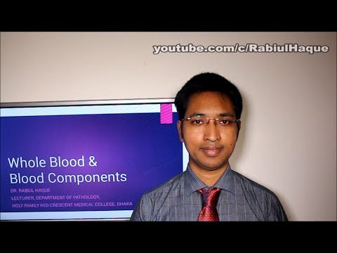 Whole Blood & Blood Components (HD)