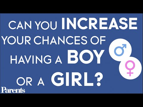 Can You Increase Your Chances of Having a Boy or a Girl? | Parents