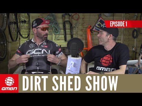 Enduro Vs Cross Country - The Dirt Shed Show Ep. 1