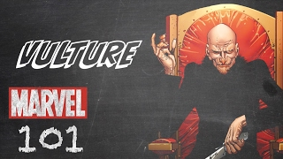 Flying High - The Vulture - Marvel 101