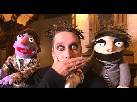 Tape Face SPEAKS! Former America's Got Talent Star Talks New Tour, Vegas Show & TapeFace Puppet!