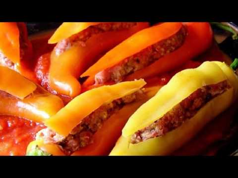 Recipe:  Stuffed Banana Peppers