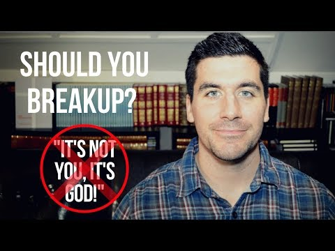Christian Breakup Advice: When, Why, and How to Breakup in Christian Dating