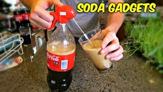 6 Soda Gadgets Put to the Test