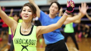 Singapore's 'First in Asia' PILOXING® KNOCKOUT Masterclass with Viveca Jensen | ActiveSG