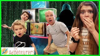 Download VILLAINS The Next Level - The Mystery Box Unleashes HACKER! / That YouTub3 Family I The Adventurers Video