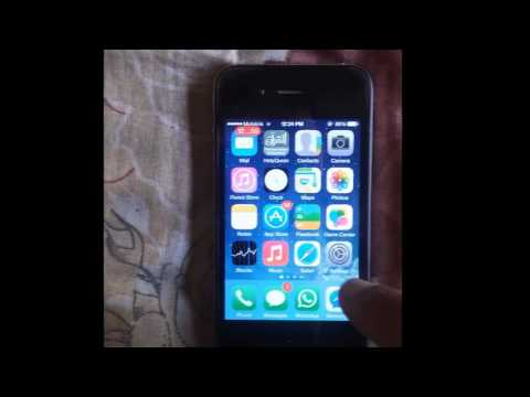 Microphone access for whatsapp on iphone 4