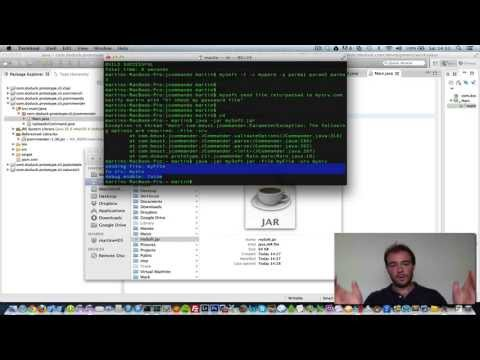 Command Line Interface in Java : overview and libraries