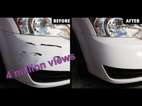 CAR SCRATCHES REMOVED !! IN JUST 16RS!!
