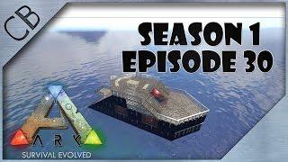 Ark Mobile Bases 4: Ultimate Battle Raft Base | Daikhlo