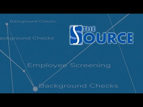 Employee Background Check - Pre- Employment Employee Background Check