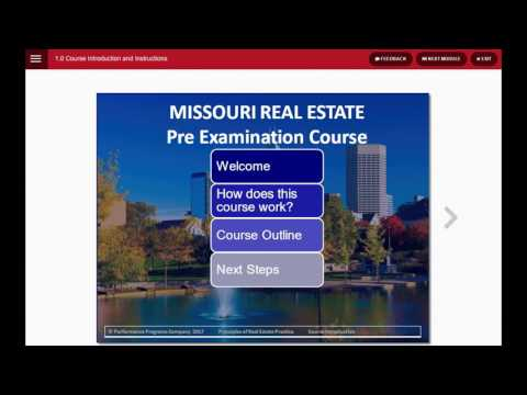 MO Real Estate Preview