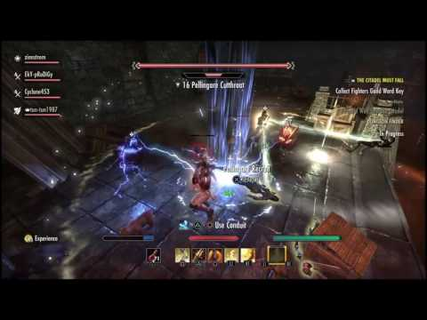 Templar 2 Hander and Bow DPS Build