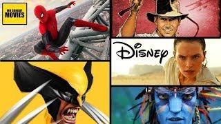 Download Disney's Plan For Marvel, Star Wars & Avatar Video