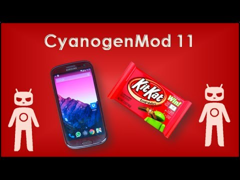 Install Android 4 4 4 KitKat on Samsung Galaxy S3 Official