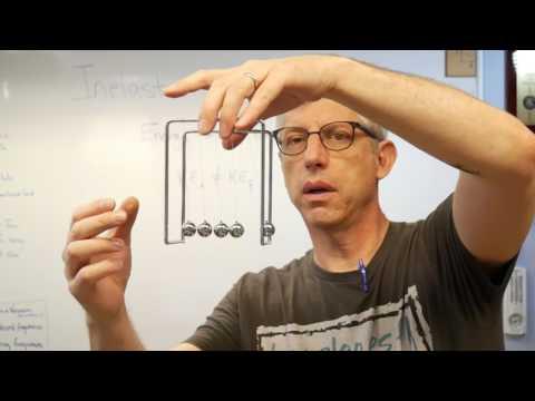 Inelastic Collisions - Brain Waves