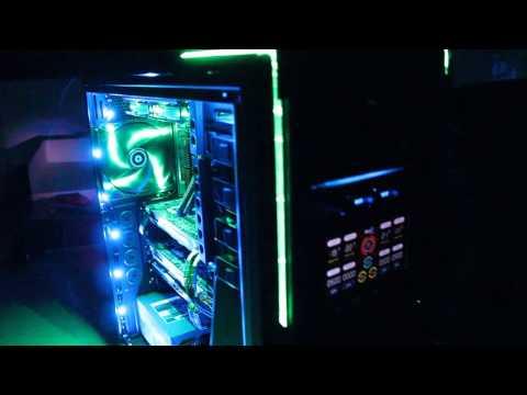 Dark Stealth Computer Build